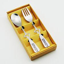 2NE1 dinnerware Goods stainless steel Kpop New