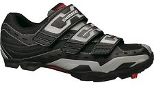 Zapatos bici MTB Shimano SH-M123L 43 mountain bike shoes SPD