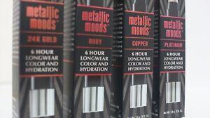 Fran Wilson MOODmatcher Metallic Moods Lipstick (4 pc collection)
