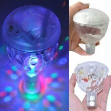 Show 4.5V 0.5W Pool Lamp 5 Light LED Modes Under-water Waterproof Swimming