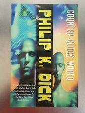Counter-Clock World, by Philip K. Dick (softcover)