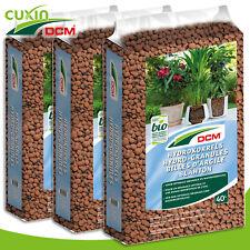 Cuxin DCM 40l Blähton 8-16 mm Drainage Hydrokultur Racine Croissance