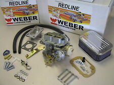 Weber 32/36 DGEV Electric Choke Carburetor Kit For Jeep CJ's WEBER NEW
