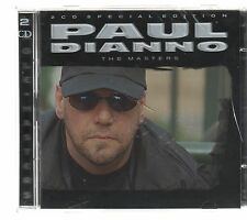 PAUL DIANNO THE MASTERS (IRON MAIDEN) - 2 CD COME NUOVO!!!