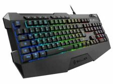 Sharkoon SKILLER SGK4 USB GAMING GAMER QWERTZ NOIR