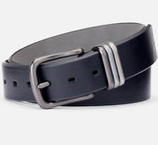 NWT Men's Belt Rock & Republic Belt Black - Small   30-32