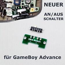 Ersatz AN AUS Schalter für GameBoy Advance GBA Netz Reparatur Power switch Board