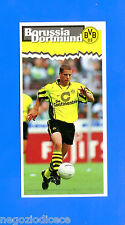 CHAMPION 97 SUPERSTARS Panini Figurina Sticker n. 53- L.RICKEN - BORUSSIA D.-New