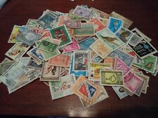Collection lot 130 different stamps of the Dominican Republic