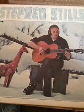 STEPHEN STILLS - Original Self Titled LP (1970) - SD 7202