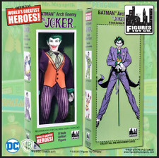 DC Comics The Joker 8 Inch Action Figure  MINT IN BOX