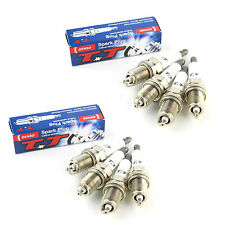 8x Fits Honda Jazz GD 1.2 Genuine Denso Twin Tip TT Spark Plugs