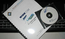 Widecom SLC 436 836 936 1036 Driver Software and Manual