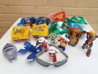 McDonalds Happy Meal Toy Bundle (16+ items)