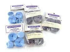 Benotto Handlebar Tape Light Blue + Grey Vintage Road Bike Track NOS x 5 packs