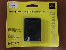 Memory card SONY ps2 8 mb playstation 2 play station originale NUOVA