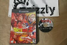 USED Dragon Ball Z Budokai NGB Nintendo GameCube (NTSC) TESTED and WORKING