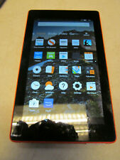 Amazon Kindle Fire 7 7th Gen Orange 8GB F0GH