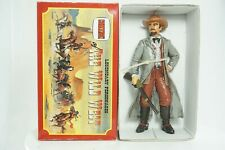 """Comansi of The Wild West Hand Painted 7"""" ToyFigure Jesse James"""