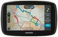 TomTom GO 50 GPS Receiver WEST EURO 2019 INSTALLED FULL EURO AVAILABLE