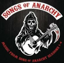 Songs of Anarchy: Music from Sons of Anarchy Seasons 1 - 4 - CD - Neuware - OVP