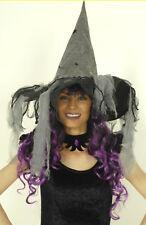 Modellierbarer Hexenhut Hexen Hut formbar Hexe Kostüm Verkleidung Kostümhut neu