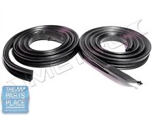 1966-67 GM A Body Roofrail Weatherstrip Seals Pair RR5001