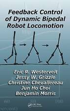 Feedback Control of Dynamic Bipedal Robot Locomotion (Automation and Control Eng
