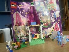 Lego  Belville 5824 Millimy's House 100% Boxed, Instructions, 2000 Fairy Tale
