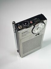 VERY RARE SANYO  RPM 6800 Portable Radio & Integrated Clock Collectible Vintage
