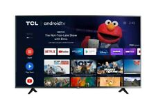 "TCL 43"" Class 4-Series 4K UHD HDR 60Hz Smart Android TV 43S434"