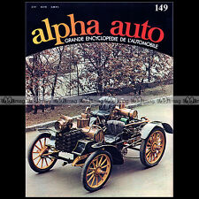 ALPHA AUTO N°149 NSU 250 RENNMAX 1954 TATRA SWIFT CYCLECAR TORPEDO JOHN SURTEES