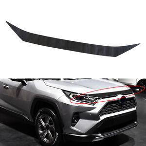 Car Hood Grille Bonnet Lid Decal Trim Sticker Fit for Toyota RAV4 19-21 New