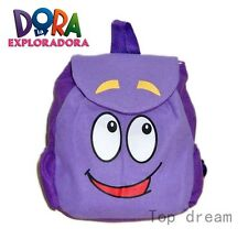 New Dora The Explorer Plush Backpack Girls Preschool Back Pack Kids Rescue Bag