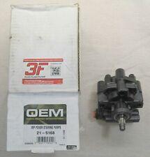 OEM  21-5168 Imp Power Steering Pump Reman Fits Chevy Prism ,Toyota Corolla