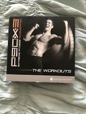 P90X3 Extreme Fitness Accelerated 9 Dvd The Workouts set by Beachbody - Vg