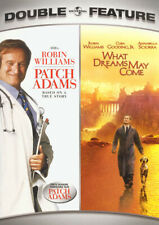 Patch Adams / What Dreams May Come (Double Fea New Dvd