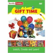 Terrific Toddler  Gift Time [DVD] AMAZING DVD IN PERFECT CONDITION!DISC AND ORIG