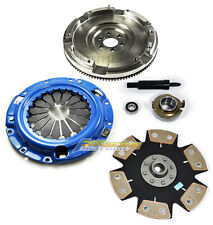 FXR STAGE 4 CLUTCH KIT & HD FLYWHEEL PROBE 626 MX-6 B2000 B2200 2.0L 2.2L 4CYL