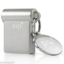 PQI i-Mini 32GB USB 3.0 COB Pen Drive Nano Flash Metallic Disk UltraBook Tablet
