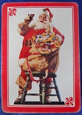 Coca-Cola Santa Claus Playing Cards 334 Deck Vintage 1994 Coke