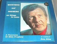Jerry Autrey Questions And Answers On Things To Come (Imperial Sacred) Used 2-LP