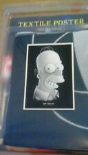 The Simpsons Textile Poster (Homer Simpson)