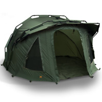 NGT BIVVY FORTRESS 2 MAN LARGE TENT SHELTER OVERWRAP SYSTEM NEW