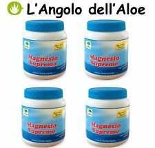 MAGNESIO SUPREMO NATURAL POINT - 4 confezioni da 300g