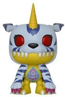 FUNKO POP! ANIMATION: Digimon - Gabumon [New Toy] Vinyl Figure