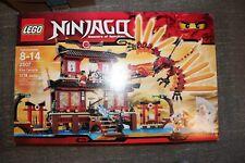 LEGO Ninjago Fire Temple (2507)