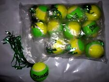 Lot 12 Champs Steamers Kids Green 60 Court Low Compression Tennis Balls New