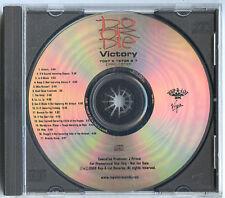 DO OR DIE Victory Explicit advance promo 2000 CD U.S. Capitol E-40 Ja Rule