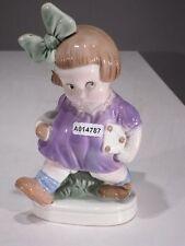 +# A014787 Goebel Archivmuster, vermutl. Cortendorf, 9977, Mädchen mit Vase